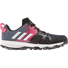 adidas Kanadia 8.1 Shoes Kids Raw Steel/Off White/Real Pink
